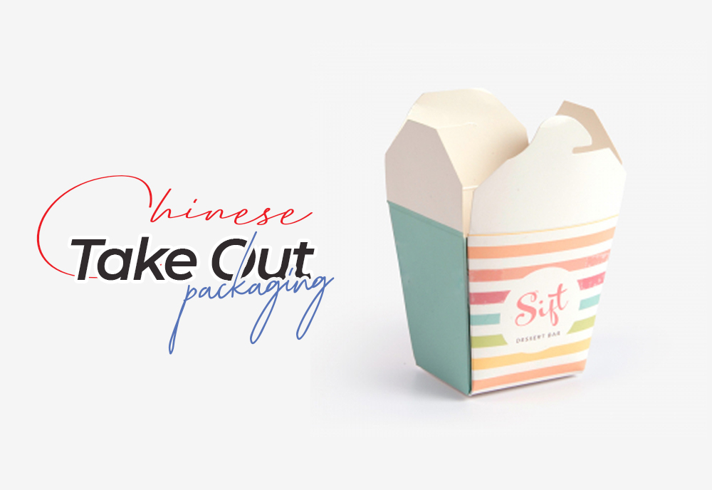 Chinese take out packaging