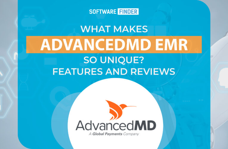 What makes AdvancedMD EMR so unique? Features and Reviews