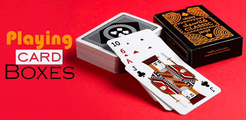 Playing Card Business
